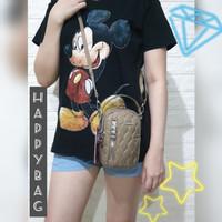 """TAS WANITA CHIBAO BORDIR mini"""" 3in1 Jinjing/Selempang/Pinggang CB5891"""