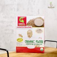 Gasol - Tepung Beras Merah Organik / Red Rice Flour 200gr MPASI