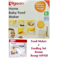 Pigeon Home Baby Food Maker - alat MPASI