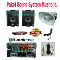 Paket Sound System Musholla