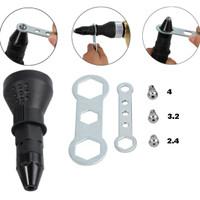Adaptor Tang Rivet Mesin Bor Ripet Gun Elektrik Adapter Konverter