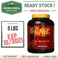 Mutant Iso Surge Whey Protein Isolate