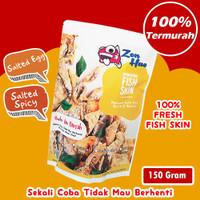 Zen Hao Fish Skin Salted Egg - Salted Spicy