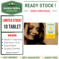Herbana Menstrual Comfort 10 Tablet