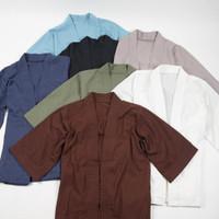KEPOMP Kimono Outer Linen - Premium Quality
