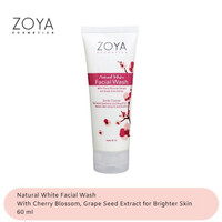 Zoya Cosmetics Natural White Facial Wash