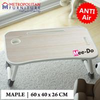 Meja Laptop Lipat MDF / Meja Belajar Anak Serbaguna / Folding Table