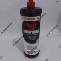 Menzerna One Step Heavy Cut Compound 400 1 liter