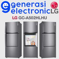 KULKAS LG GC-A502HLHU 2 PINTU DOOR-IN-DOOR INVERTER LINEAR