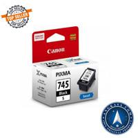 CANON Catridge PG 745 s SMALL Black ORIGINAL Tinta hitam PG745s PG-745