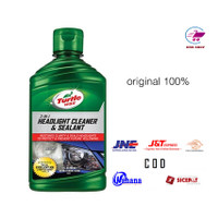 Turtle Wax Headlight Cleaner and Sealant / pembersih mika lampu mobil