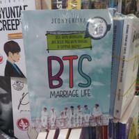buku novel bts marriage life