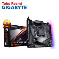 Gigabyte Motherboard Mini-ITX Socket LGA1200 (Z490I AORUS ULTRA)