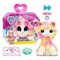 Boneka Plush Live Scruff Luvs Dog Cat Llama Candy Floss Tutti Frutti