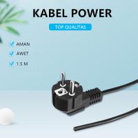 Kabel power PC komputer MONITOR ke Listrik 2M Kuat