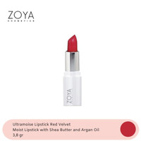 Zoya Cosmetics Ultramoisse Red Velvet 02