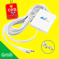 Antena Eksternal 3G 4G LTE 28dBi SMA Connector with 3 Meter Cable
