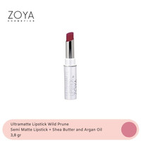 Zoya Cosmetics Ultramatte Lip Wild Prune 06