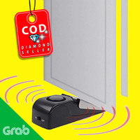 Alarm Pintu Rumah Anti Maling Security Alarm Door Stop - LL-9806