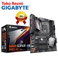 Gigabyte Motherboard ATX Socket LGA1200 4 x DDR4 ( B460 AORUS PRO AC )