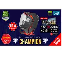 Paket PC Enter Gaming E-Sports CHAMPION INTEL X NvidiaGraphics