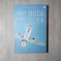 Buku Critical Eleven, Ika Natassa