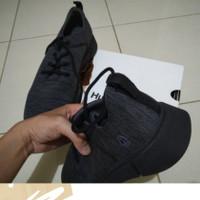 sepatu sneakers pria hush puppies bounce original