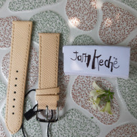 tali kulit jam tangan model guess wanita - 22mm