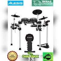 Drum Elektrik Alesis Surge Mesh Kit + Kick Pedal & Hihat