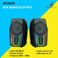 Speaker NYK Nemesis SP-N07 Viper Audio For Laptop - Notebook - PC