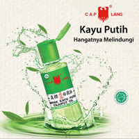 Minyak Kayu Putih Cap Lang 30ml/60ml/120ml - 30 ml