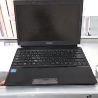 laptop core i5 gen3 toshiba ram 4gb ringan