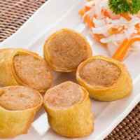 (Grosir) Bento Egg Chicken Roll isi 3 lonjor