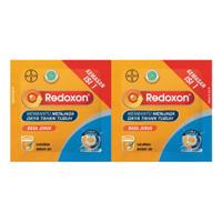 Redoxon Vitamin C Rasa Jeruk Multivitamin 2s