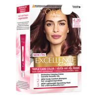 L'Oreal Excellence Crème Hair Color 4.26 Purple Brown