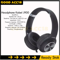 HEADPHONE HEADSET HARMAN KARDON JBL MIC J900