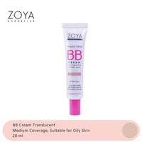Zoya Cosmetics BB Cream Translucent