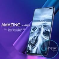 XIAOMI POCO X3 NFC NILLKIN AMAZING H+ PRO TEMPERED GLASS SCREEN GUARD