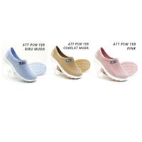 [Bisa COD] Promo Sepatu Karet Wanita ATT PSW-159