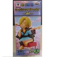 ONE PIECE SANJI WCF JAPANESE STYLE Bandai Mini Action Figure One piece
