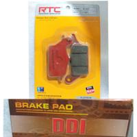 Dispad Kampas Rem Depan RTC dan DDI Honda Blade, Supra X 125, Revo Fi
