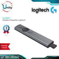 Logitech Spotlight Wireless Presentation Remote Laser Pointer