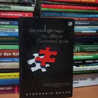 original novel the twilight saga the official illustrated guide