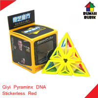 Rubik Pyraminx Qiyi DNA Stickerless / EQY394-4SR