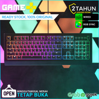 Razer Cynosa V2 - Membrane gaming keyboard with Razer Chroma RGB