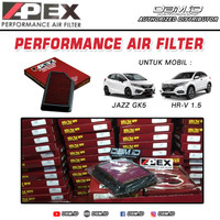 Filter Udara Racing Apex Jazz GK HRV BRV City sp Ferrox Sakura JFC OEM