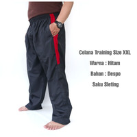 Celana Training Size XXL