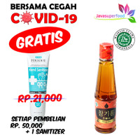 MINYAK WIJEN JAVA SUPER FOOD 135 ML
