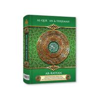 Al-Qur'an Terjemahan Ar-Rayyan A5 - Hijau