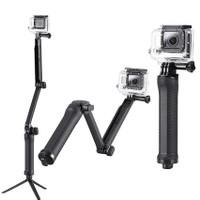 GoPro 3-Way Grip Garansi RESMI
